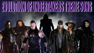 download lagu The Evolution Of Undertakers Theme Song gratis