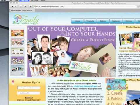 Create Photo Album-FamilyMemories.com wins photobook review