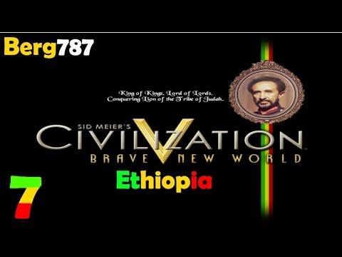 Civilization 5   Lets Play Ethiopia   Deity   #7