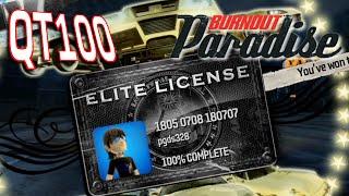 Quest to 100%: Burnout Paradise - FINALE