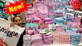 NEW Smiggle School Supplies Mega Haul In Smiggle Store - Pencil Case Eraser