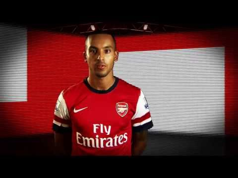 Arsenal World Intro HD 2013