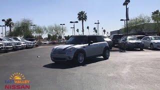 2010 MINI Cooper Hardtop Phoenix, Mesa, AZ JN721924A
