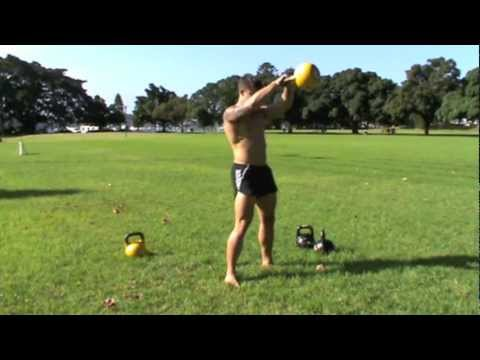 The Kettlebell Swing - How To Get It RIGHT! Image 1