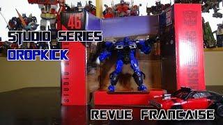 [Francais] Revue Video du Studio Series Dropkick