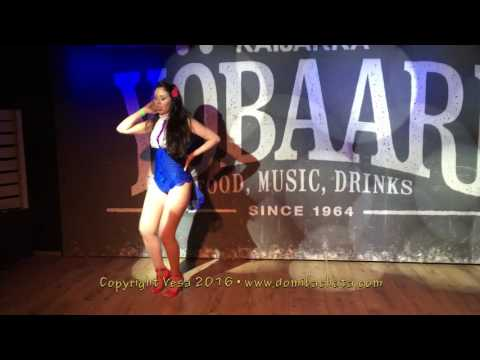 Authentic Bachata Weekend: Marcela Esa Mujer
