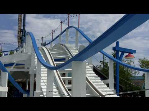 Little Dipper at Six Flags Great America Video