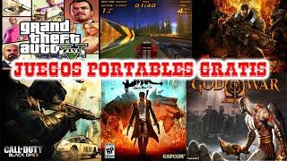 Descargar juegos para pc portables en español 1 link de pocos requisitos
