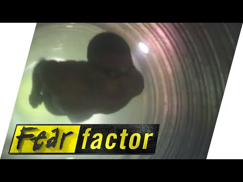 Underwater Tunnel | Fear Factor Extra