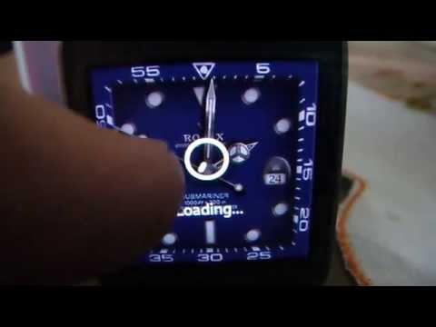 Galaxy Gear 2 [Mudando de Relógio]