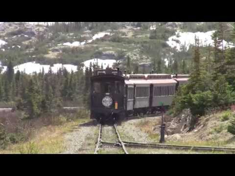 BTV-6 presents: ALASKA pt.1, The White Pass and Yukon Route (no voiceover)