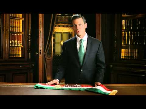 Primer Informe de Gobierno Presidente Peña Nieto Banda Presidencial