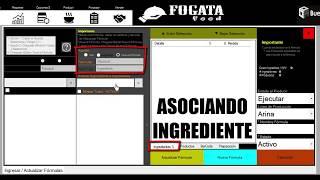 Sistema Pos Restaurantes  (FORMULAS  PARA SACAR PRODUCCION)