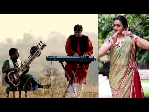Classical Instrumental (Fusion) - Resonance - Tabla | Flute | Sitar | Keyboard - Ateetam