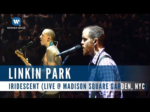 Linkin Park - Iridescent (live  Madison Square Garden, Nyc) video