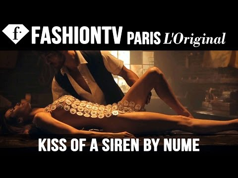 Kiss Of A Siren By Nume | Best Film At 2014 International Fashion Film Awards | Fashiontv video