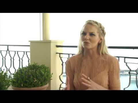 Festival 2014 - Interview Jennifer Morrison à l'Hôtel de Paris Monte-Carlo - Once Upon A Time