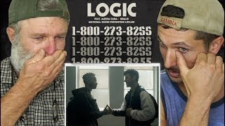 Download Lagu Gay Guys React- Logic - 1-800-273-8255 ft. Alessia Cara, Khalid Gratis STAFABAND