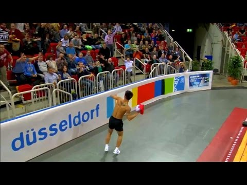 Table Tennis Player's Victory Celebration Costs Him $45K