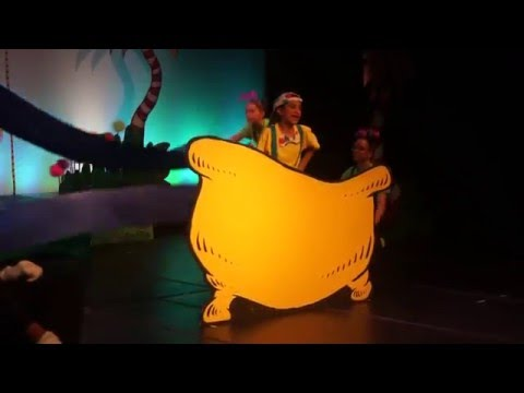 It's Possible (McElligot's Pool) - Seussical Musical - Josie performing with CFPA Performers