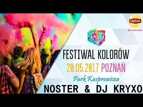 Festiwal Kolorów W Poznaniu 2017