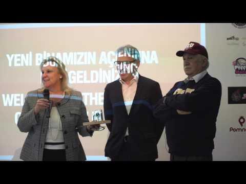 Açılış Paneli - Prof. Dr. Esra Gençtürk