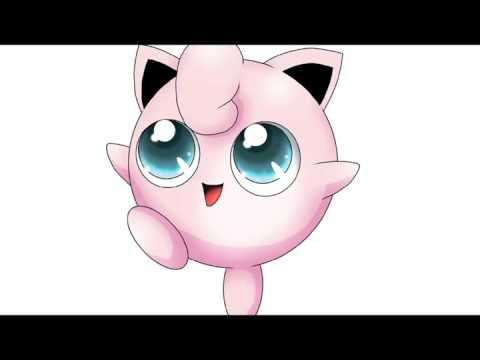 JIGGLYPUFF SONG FOR 1 HOUR great for going to sleep