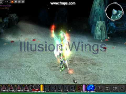 high elf wings lvl 1-2-3-4