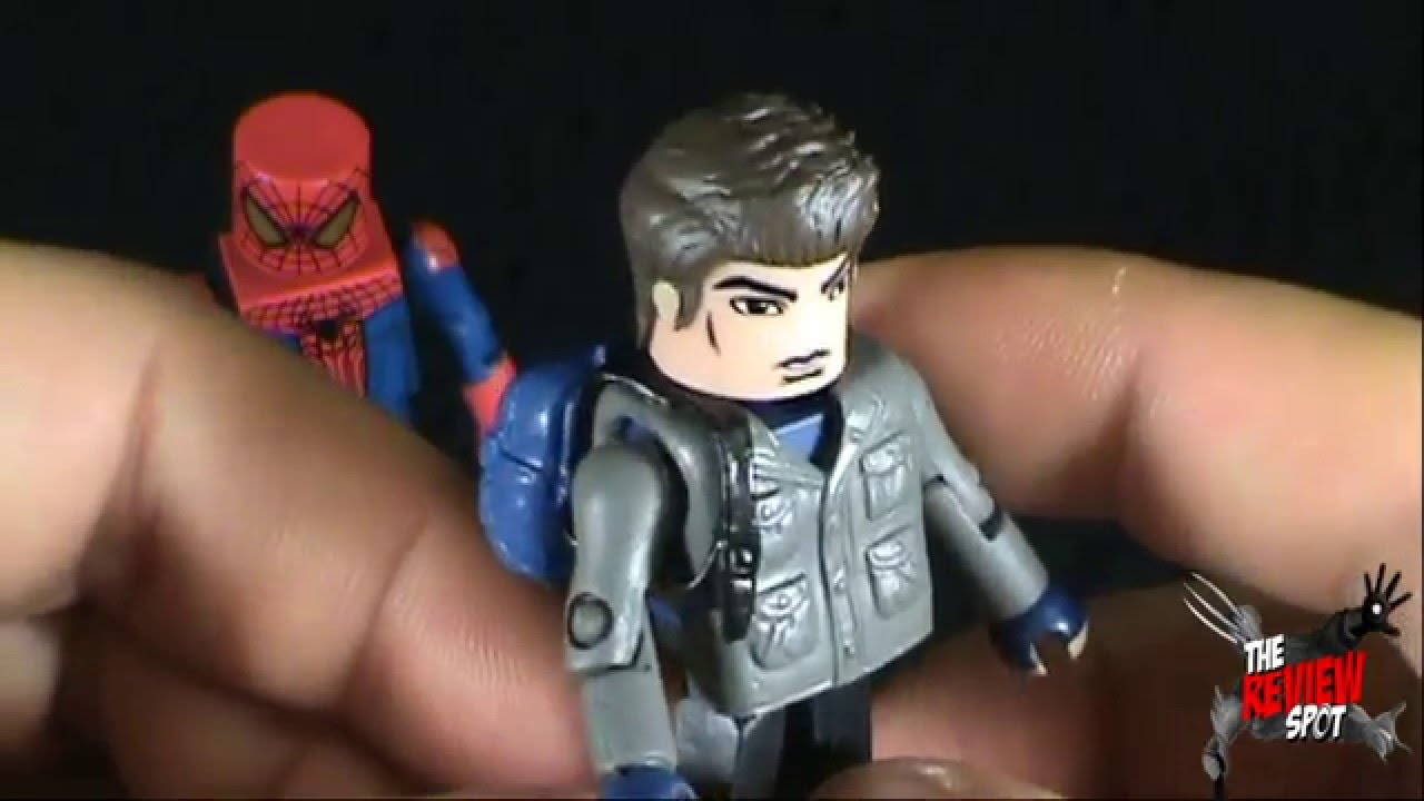Minimates Spider Man Review Minimates Spider Man And