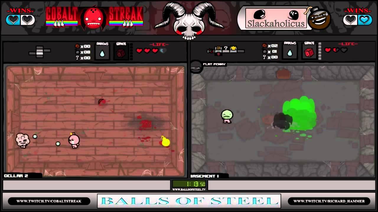 Balls of steel round 3 cobaltstreak vs slackholicus for Balls of steel