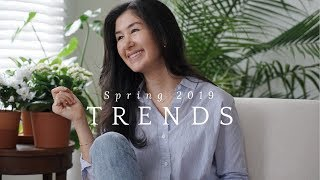 Top Spring 2019 Trends | Things You Can Wear Now