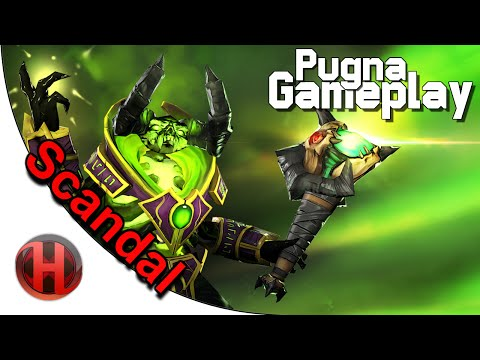 Scandal Pugna Dota 2 Gameplay