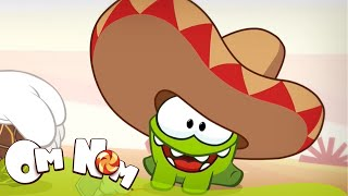 Om Nom Stories: Around the World - Learning Different Countries | Wizz | Cartoons for Kids