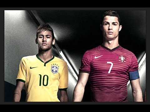 Cristiano Ronaldo Vs Neymar Jr ● Crazy Skills 2014 ●  Teo Cri™ video