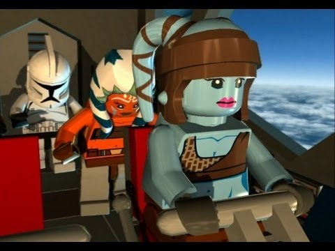 LEGO Star Wars III: The Clone Wars Walkthrough - Part 4 - Jedi Crash