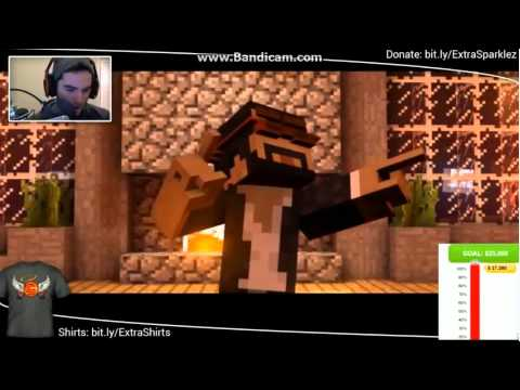 CaptainSparklez Sings Revenge