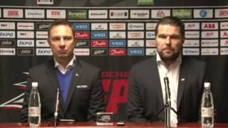 Sport - Tappara 14.1.2017 lehdistötilaisuus
