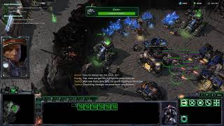 StarCraft II: Wings of Liberty Campaign Mission 19 - Engine of Destruction