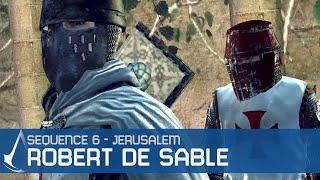 Assassin's Creed - Memory Block 6: Robert de Sable [Jerusalem] Assassination [3/4]