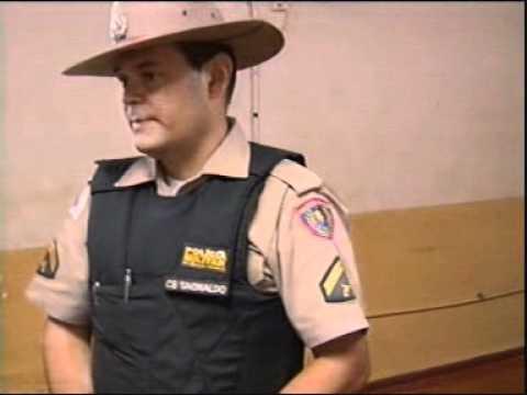 Homem é preso em flagrante ao tentar furtar fiação elétrica