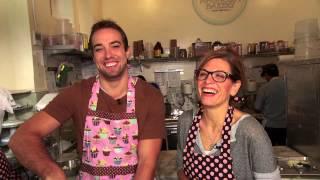 Cosmo Food: Magnolia Bakery NYC