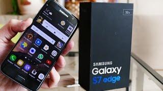 Samsung Galaxy S7 Edge - Обзор