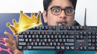 NEW KING of Budget Mechanical Keyboards: Gigabyte Force K83 Review!
