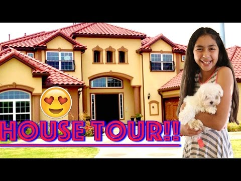 HOUSE TOUR!!B2cutecupcakes