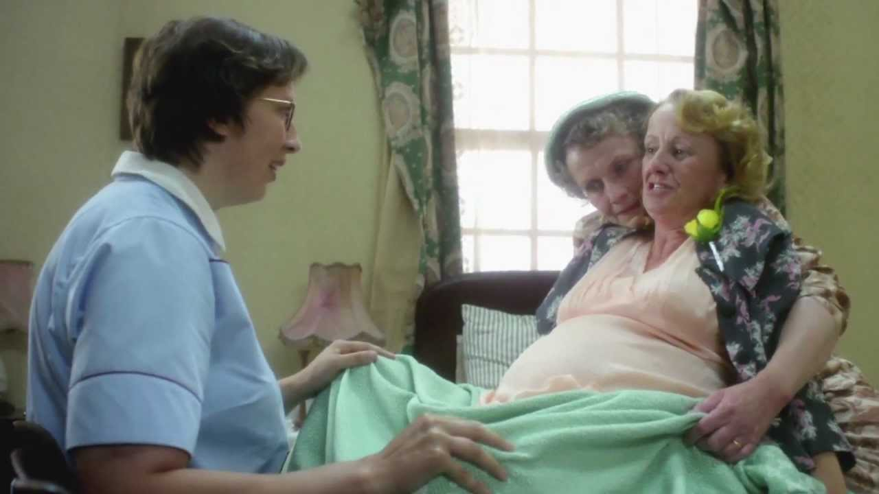 What it's Like to Film a Birth in Call the Midwife - PBS