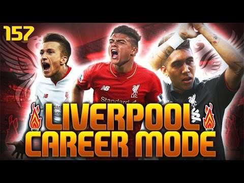 FIFA 16 Liverpool Career Mode: TRANSFER WINDOW IS OPEN! YOUTH ACADEMY LEGEND BORN! #157