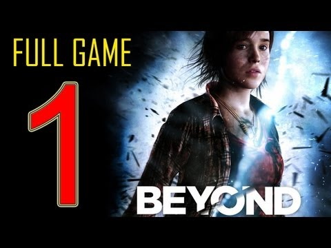 Beyond Two Souls - Walkthrough part 1 No Commentary Gameplay Let's play