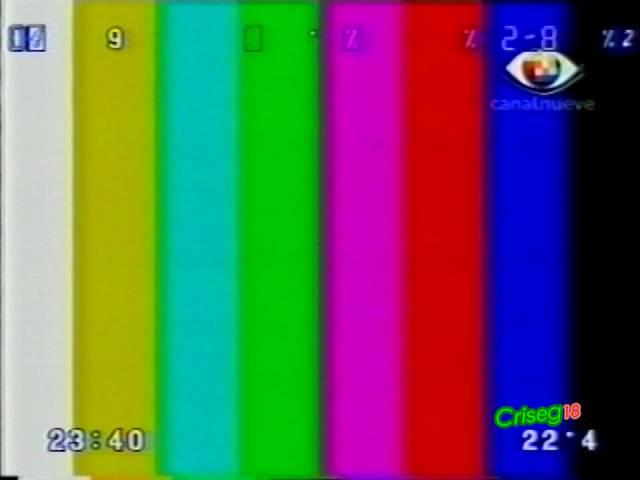 Groso Pifie en Canal 9 Comodoro - 25/12/09