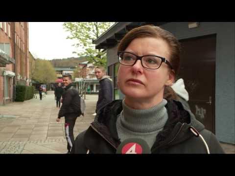 Chock efter att lärare sköts till döds i Göteborg - Nyheterna (TV4)