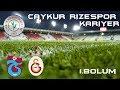 DOLANDIRILDIM !! FIFA ÇAYKUR RİZESPOR KARİYERİ #1